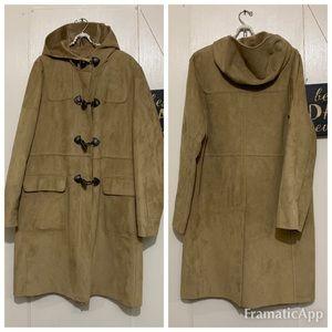 Harve Benard Coat Size 10